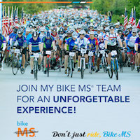 Bike MS Social Team Recruitment Experience