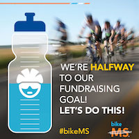 Bike MS Social Therm Team 50